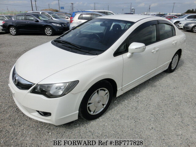 Used 2009 HONDA CIVIC HYBRID BF777828 For Sale