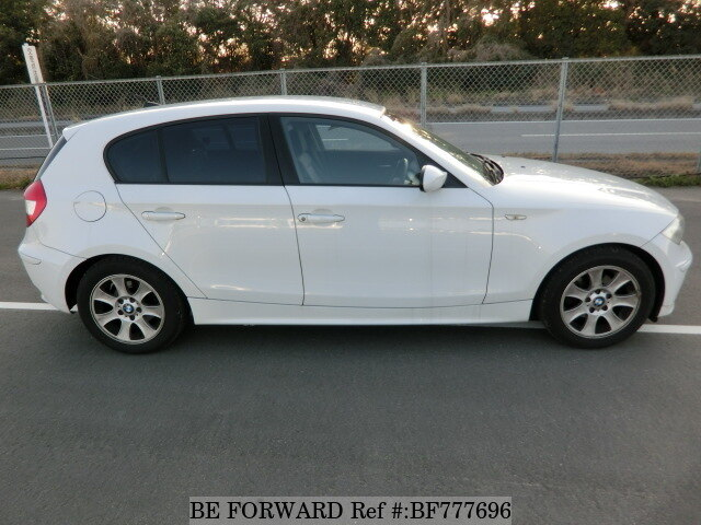 Used 2007 BMW 1 SERIES 118I/GH-UF18 for Sale BF777696 - BE