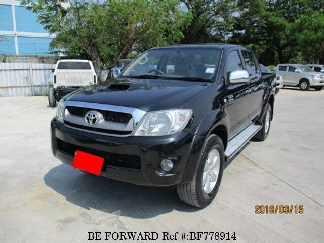 Used 2009 Toyota Hilux 30kun26r Prpsyt For Sale Bf778914 Be Forward