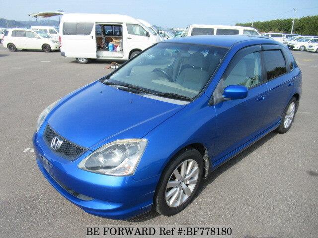 Used 2005 Honda Civic Xscba Eu3 For Sale Bf778180 Be Forward