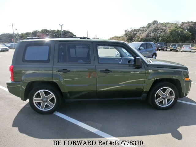 used 2009 jeep patriot sports aba mk74 for sale bf778330 be forward. Black Bedroom Furniture Sets. Home Design Ideas