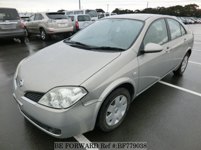 Used 2003 NISSAN PRIMERA/UA-QP12 for Sale BF779038 - BE FORWARD