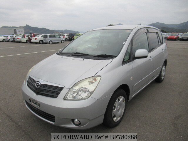 About This 2003 TOYOTA Corolla Spacio (Price:$1,240)