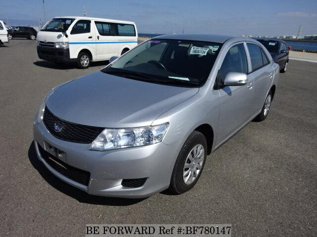 used 2009 toyota allion dba nzt260 for sale bf780147 be forward rh beforward jp