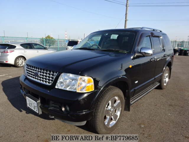 2004 Ford Explorer For Sale >> Used 2004 Ford Explorer Centennial Edition Gh 1fmwu74 For