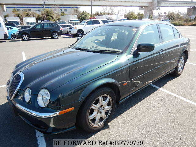 used 2001 jaguar s-type 3.0 v6 /gf-j01fa for sale bf779779 - be forward