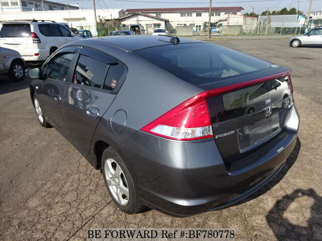 used 2010 honda insight g daa ze2 for sale bf780778 be. Black Bedroom Furniture Sets. Home Design Ideas