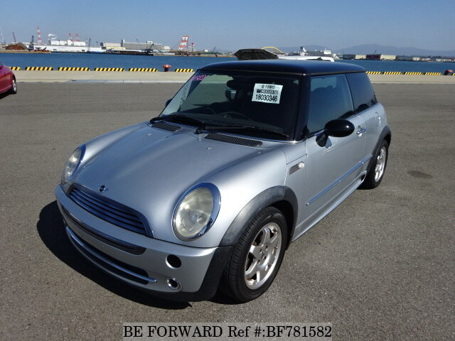 Used 2003 Bmw Mini Bf781582 For Image