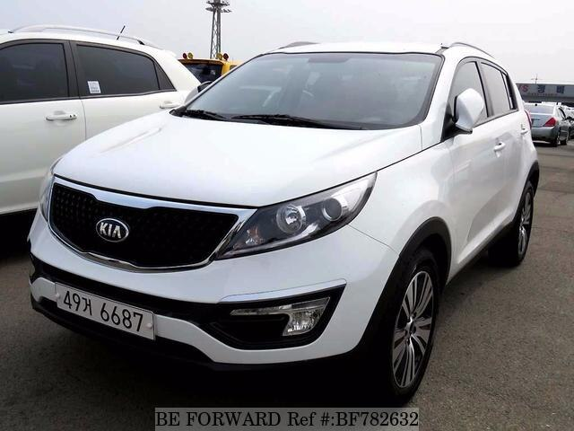 Used 2014 KIA SPORTAGE BF782632 For Sale
