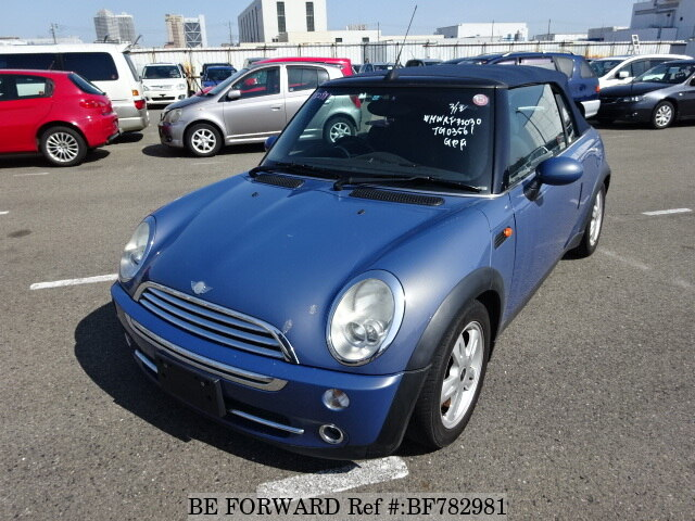 About This 2007 Bmw Mini Price 2 335