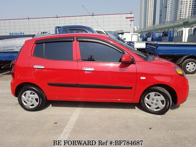 used 2009 kia morning picanto for sale bf784687 be forward. Black Bedroom Furniture Sets. Home Design Ideas