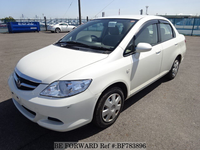 Used 2009 Honda Fit Aria Dba Gd8 For Sale Bf783896 Be Forward