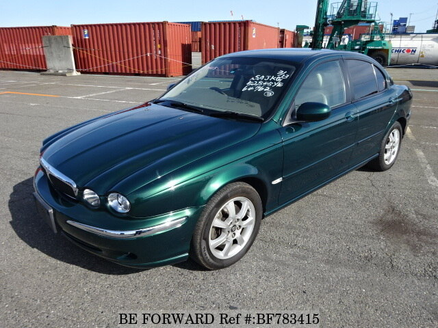 Used 2005 JAGUAR X TYPE BF783415 For Sale