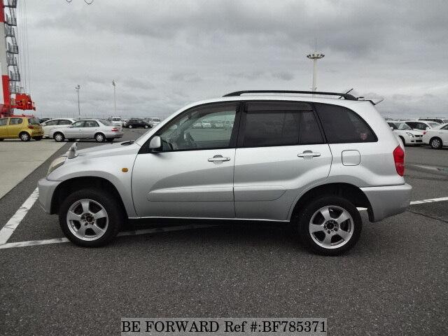 Toyota Rav4 Aca21 >> Used 2000 TOYOTA RAV4 X/TA-ACA21W for Sale BF785371 - BE FORWARD