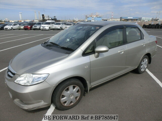 Used 2009 Honda Fit Aria 1 5a Dba Gd8 For Sale Bf785947 Be Forward