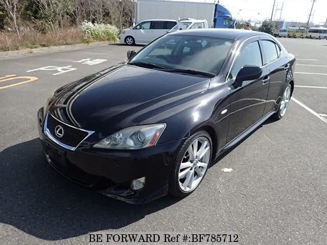 Used 2007 LEXUS IS BF785712 For Sale Image ...