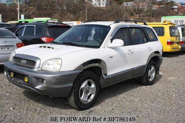 About This 2003 HYUNDAI Santa Fe (Price:$1,620)