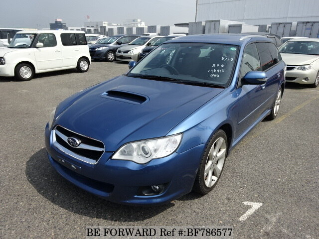 2007 Subaru Legacy Gt Wagon For Sale The Wagon
