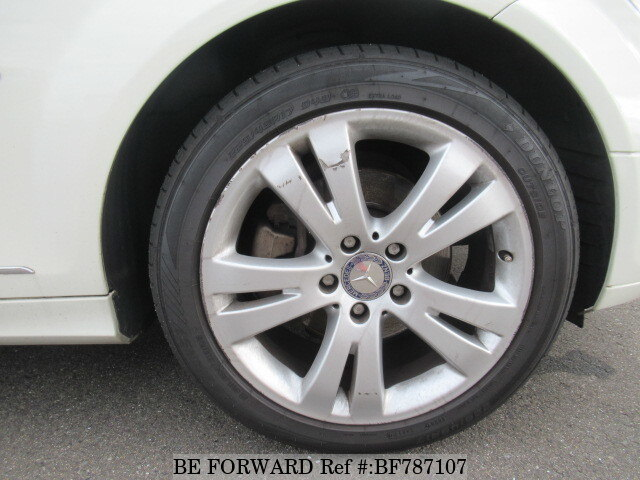Used 2008 mercedes benz c class c200 kompressor avantgarde for 2008 mercedes benz c300 tires