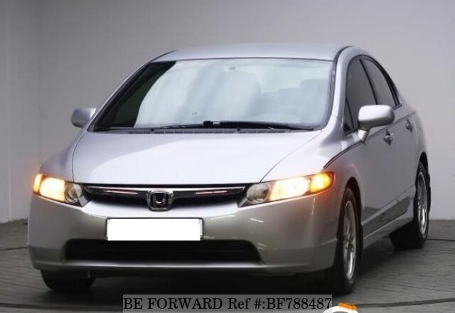 Wonderful Used 2006 HONDA CIVIC BF788487 For Sale