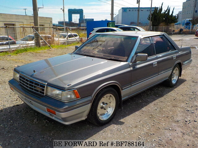 used 1987 nissan laurel medalist e hc32 for sale bf788164 be forward used 1987 nissan laurel medalist e hc32