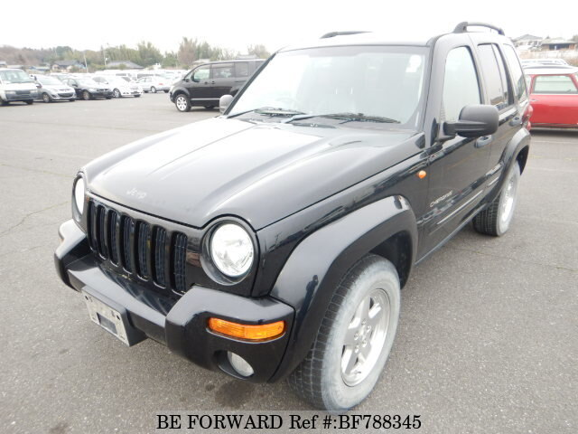 Used 2004 JEEP CHEROKEE BF788345 for Sale