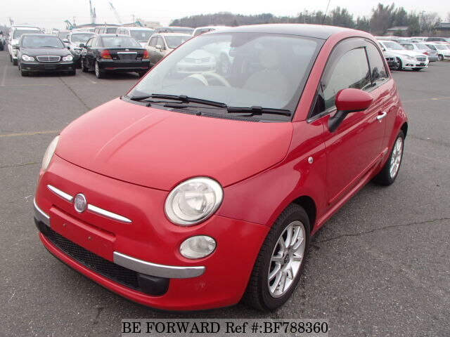 Used 2008 Fiat 500 12 8v Lounge Ssaba 31212 For Sale Bf788360 Be