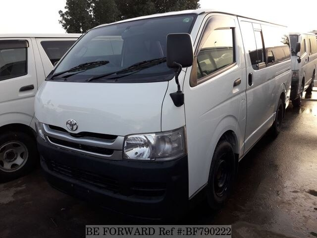 c6afac831765ec Used 2006 TOYOTA HIACE VAN for Sale BF790222 - BE FORWARD