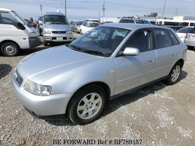 2001 Audi A3 1 8 Gf 8lapg D Occasion Bf789157 Be Forward