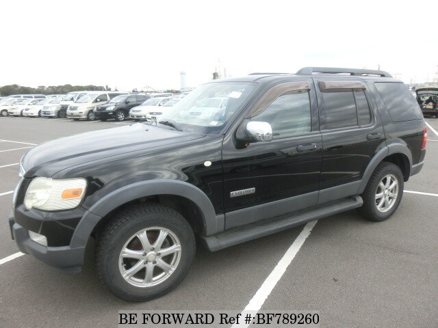 Used 2006 Ford Explorer Advance Trac Rsc Gh 1fmeu74 For Sale