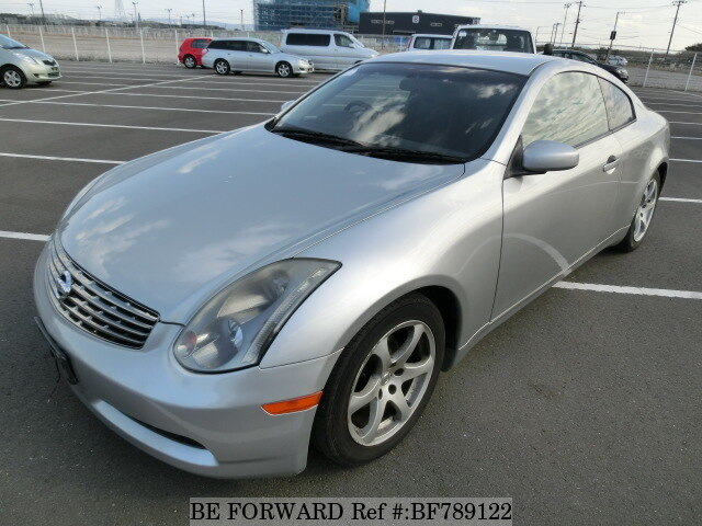 Used 2003 NISSAN SKYLINE COUPE BF789122 for Sale