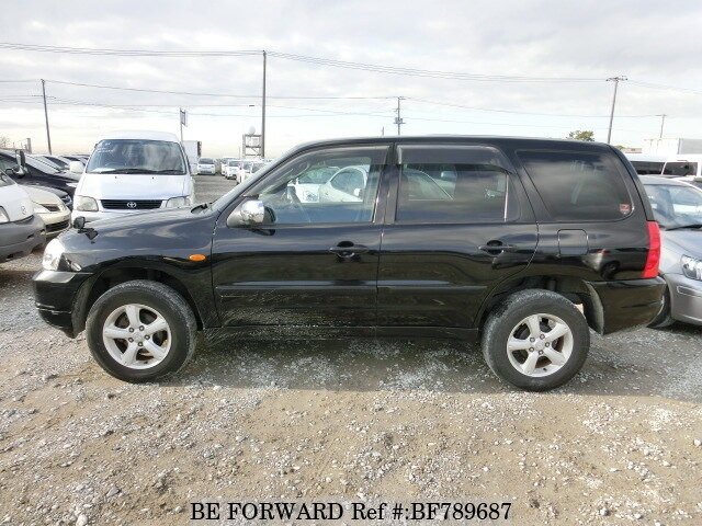 used 2004 mazda tribute lx ta ep3w for sale bf789687 be. Black Bedroom Furniture Sets. Home Design Ideas