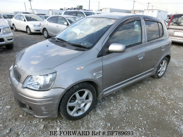 Used 2003 TOYOTA VITZ RS TURBO/UA-NCP13 for Sale BF789693 - BE FORWARD