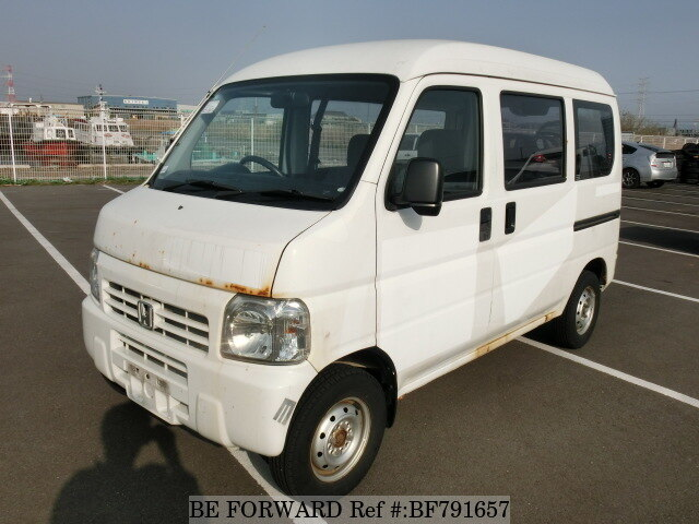 Used 2012 HONDA ACTY VAN BF791657 For Sale Image