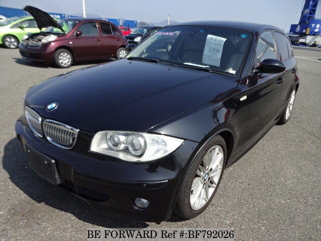 Used 2005 BMW 1 SERIES 120I/GH-UF20 for Sale BF792026 - BE FORWARD