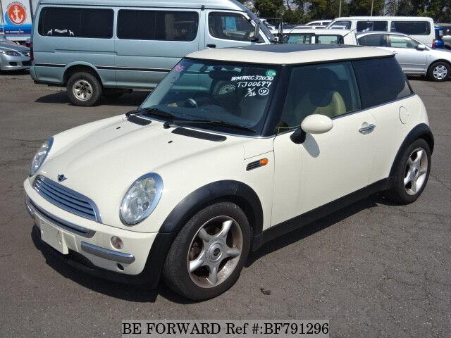 used 2003 bmw mini cooper gh ra16 for sale bf791296 be forward rh beforward jp