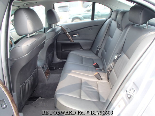 Used 2005 BMW 5 SERIES 530I HIGHLINE PACKAGE/GH-NA30 for