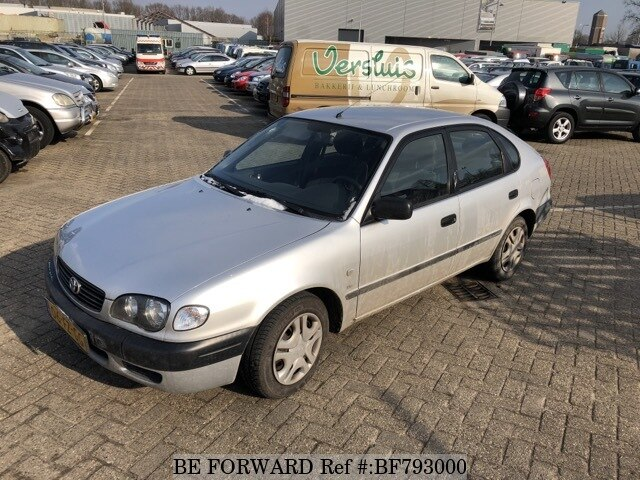 Used 2000 TOYOTA COROLLA BF793000 for Sale