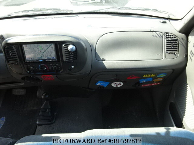 Used 2003 Ford F150 For Sale Bf792812 Be Forward