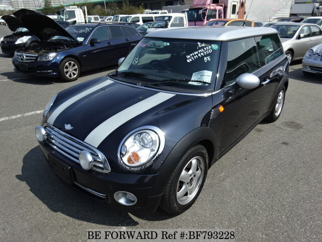 Used 2009 Bmw Mini Clubman Cooper Clubmanaba Ml16 For Sale Bf793228