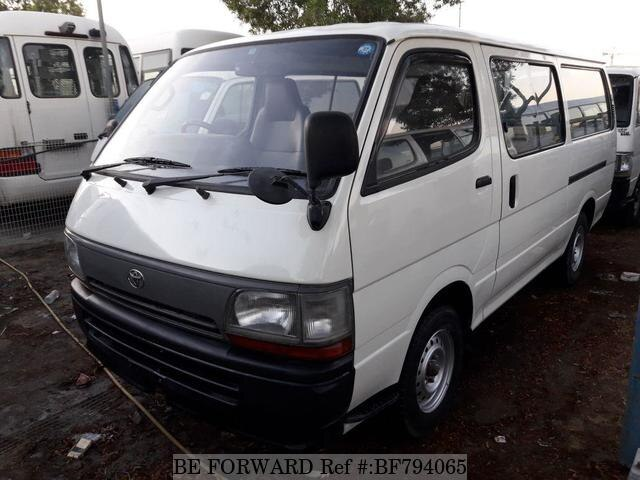 Used 1995 TOYOTA HIACE VAN for Sale BF794065 - BE FORWARD
