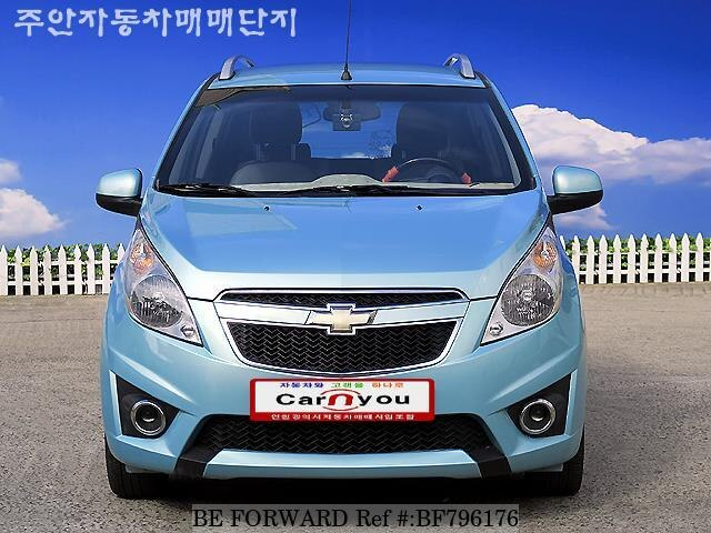 used 2011 chevrolet spark ls for sale bf796176 be forward. Black Bedroom Furniture Sets. Home Design Ideas