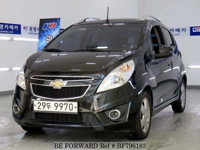 Used 2011 Chevrolet Sparklt For Sale Bf796183 Be Forward