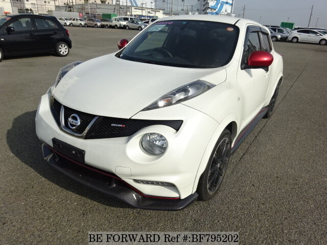 Used 2013 NISSAN JUKE BF795202 For Sale Image ...