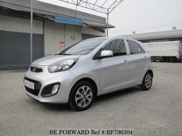 Used 2012 Kia Morning Picanto G3lata G10gls5 A1 For Sale Bf796304