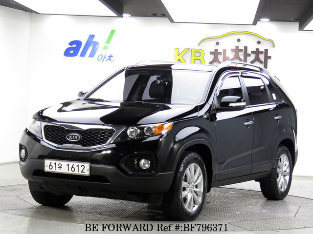 used 2010 kia sorento r diesel 2 0 2wd tlx for sale bf796371 be forward. Black Bedroom Furniture Sets. Home Design Ideas