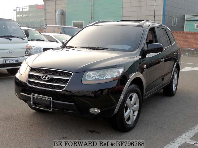 Used 2006 HYUNDAI SANTA FE BF796788 For Sale