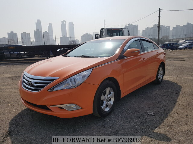 Used 2013 HYUNDAI SONATA BF796932 For Sale