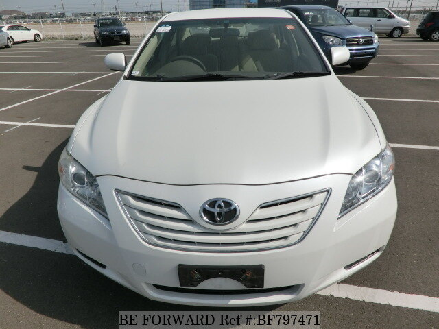 used 2006 toyota camry g four limited edition dba acv45 for sale bf797471 be forward. Black Bedroom Furniture Sets. Home Design Ideas