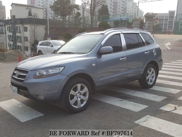 About This 2006 HYUNDAI Santa Fe (Price:$3,582)